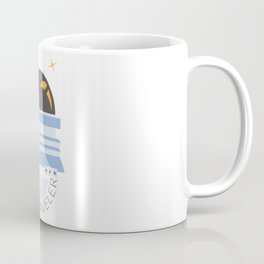 the traveler Coffee Mug