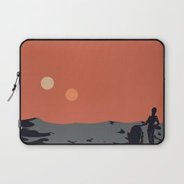 Visit Tatooine Laptop Sleeve