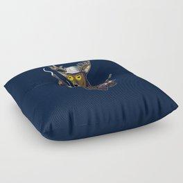 Deer Hunter Floor Pillow