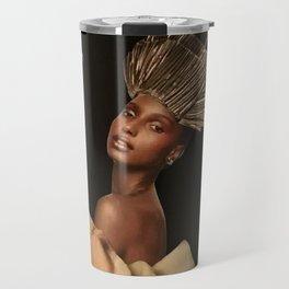Woman fashion Travel Mug