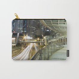 Hong Kong-Night View Carry-All Pouch