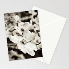 Close Encounter - B&W version Stationery Cards