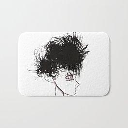 Hair 7 Bath Mat