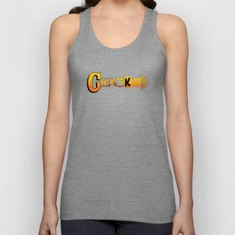 Elements of Cracked Unisex Tank Top
