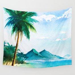 Sea scenery #9 Wall Tapestry