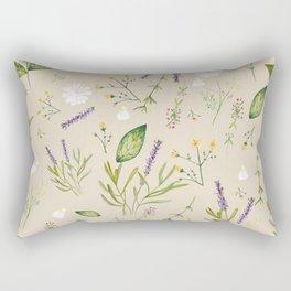 My herbarium II Rectangular Pillow