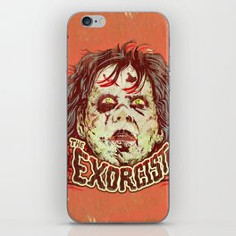 Exorcist iPhone Skin
