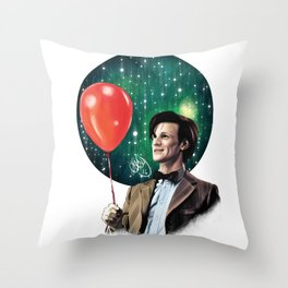 We're All Stories. Throw Pillow