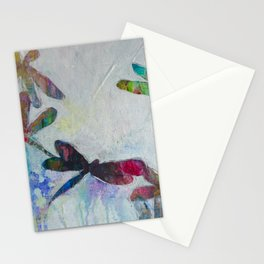 Wings of Color Stationery Cards