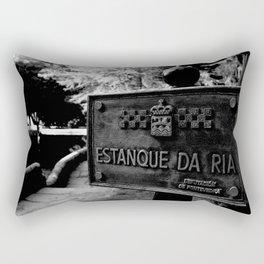 Estanque Gallego Rectangular Pillow