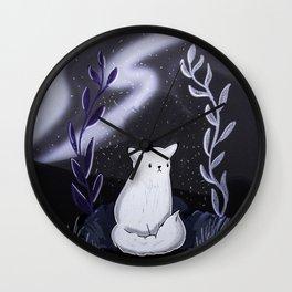 Still lost – Kitty Wall Clock