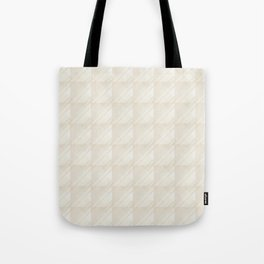 Modern Geometric Pattern 7 in Ivory Tote Bag