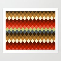 spice Art Prints featuring Spice by Moki