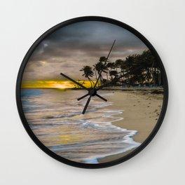 BEACH - 24218/3 Wall Clock