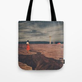 Across The History Tote Bag