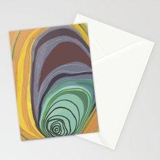Tree Stump Series 1 - Illustration Stationery Cards