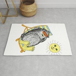 Mega Monster Sunbath Rug