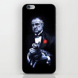 Don Vito Corleone The Godfather iPhone Skin