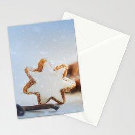 Cinnamon Stars Backery Stationery Cards