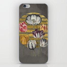 Dramatic Tulips iPhone Skin