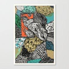 another era Canvas Print