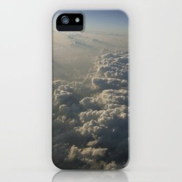Above The Clouds No.1 iPhone Case