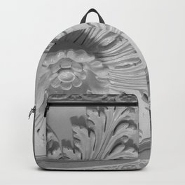 Art Above Backpack