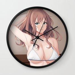 Saratoga Kantai Collection Wall Clock