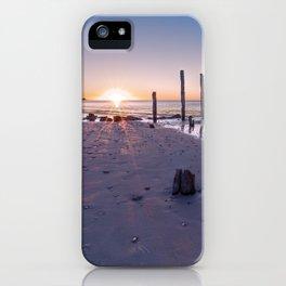 Port Willunga Sunset iPhone Case