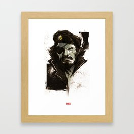 Che Boss Framed Art Print