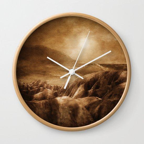 Chapter IX Wall Clock