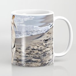 WHITE DOG in SICILY Coffee Mug