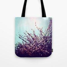 Holga Flowers II Tote Bag
