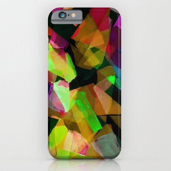 Geometric Puzzel iPhone & iPod Case