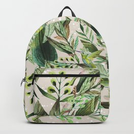 Nature in circles Backpack