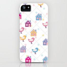 #HomeSweetHome iPhone Case
