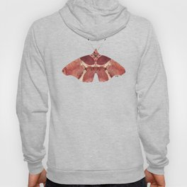 Meat the Butterfly Collage - Obst ist kein Gemüse Hoody