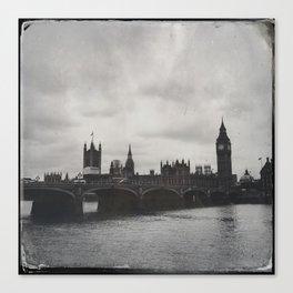London #3 Canvas Print