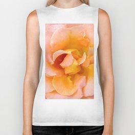 Orange ,Rosa Rose Biker Tank