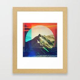 Breach 02 Framed Art Print
