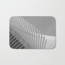 Milwaukee II by CALATRAVA Architect Bath Mat