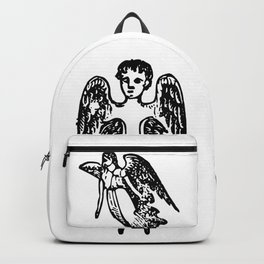 Illustrations of prophecy 1840 Backpack