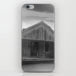 The Good Old Shack iPhone Skin