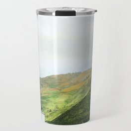 California mountains Travel Mug