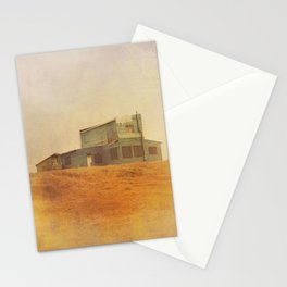 Once Upon a Time a House Stationery Cards