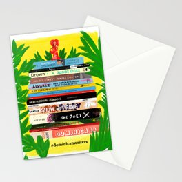 Dominican Writers Stationery Cards