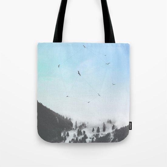 Fly Fly Away III Tote Bag