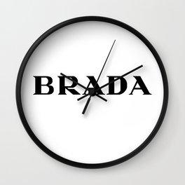 BRADA Wall Clock