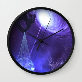 Wonderment Wall Clock