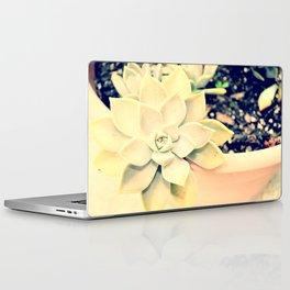 WhiteFlower Laptop & iPad Skin